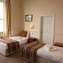 Seafront twin room (14)