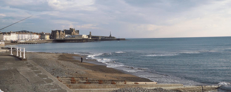 Stunning seaside location